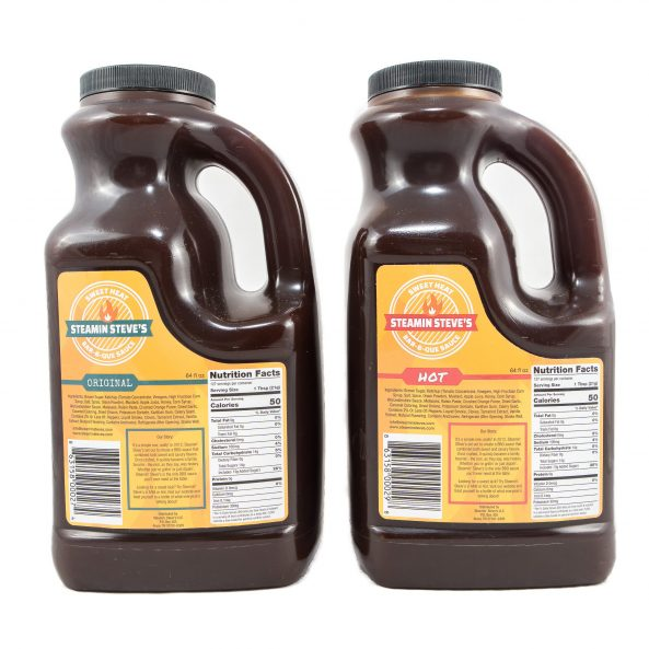 Sweet Heat 2 Pack – 1/2 Gallon
