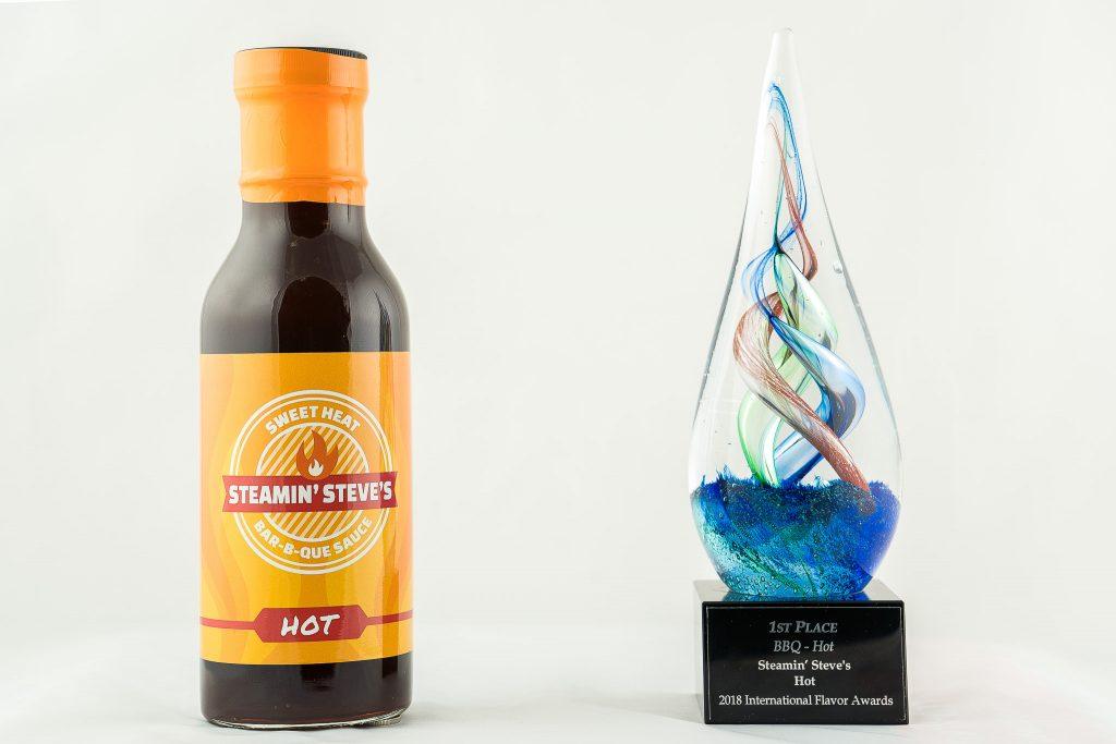 2018 International Flavor Awards Winner - Steamin' Steve's Hot